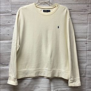 Ralph Lauren Polo Cotton Crewneck Sweatshirt